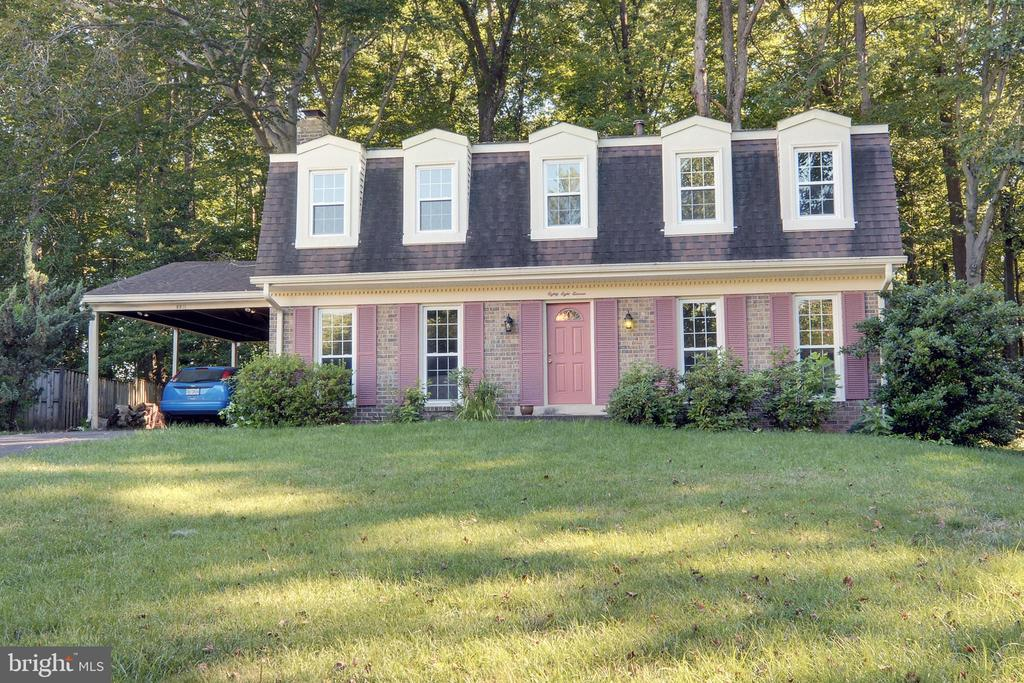 Colonial - 8811 CUTTERMILL PL, SPRINGFIELD