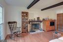 Fireplace - 8811 CUTTERMILL PL, SPRINGFIELD