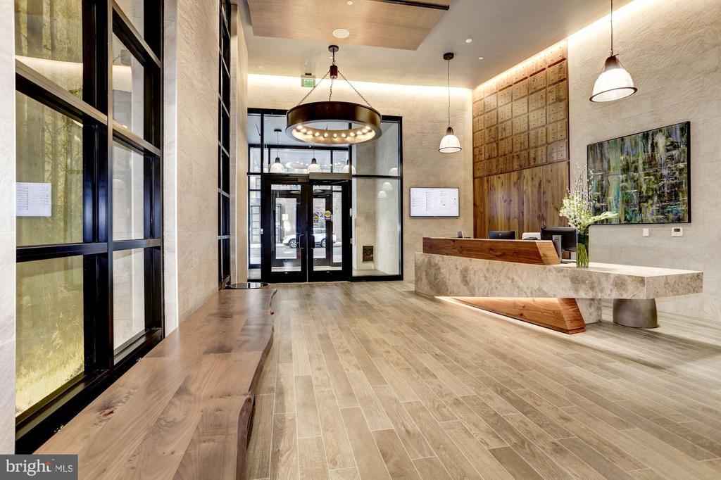 The Bower Lobby - 1300 4TH ST SE #802, WASHINGTON