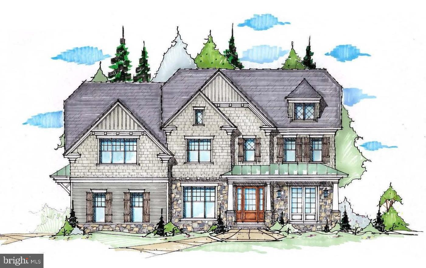 Single Family Homes 為 出售 在 Wayne, 賓夕法尼亞州 19087 美國