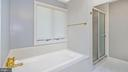 Owner bath - 10717 MEADOWOOD DR, VIENNA