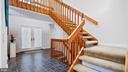 Main Stairway - 10717 MEADOWOOD DR, VIENNA