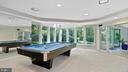 Billiard room - 10717 MEADOWOOD DR, VIENNA
