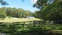 View of stables from Main House - 25 CLOREVIA LN, FLINT HILL