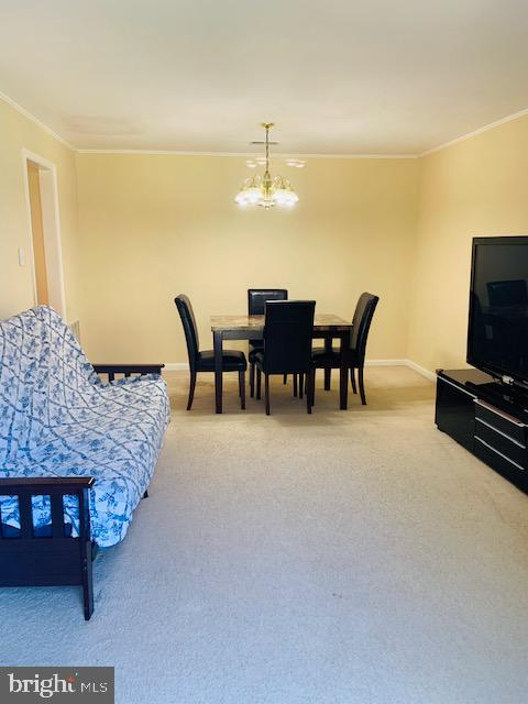 Comfortable living space - 4620 CONWELL DR #146, ANNANDALE