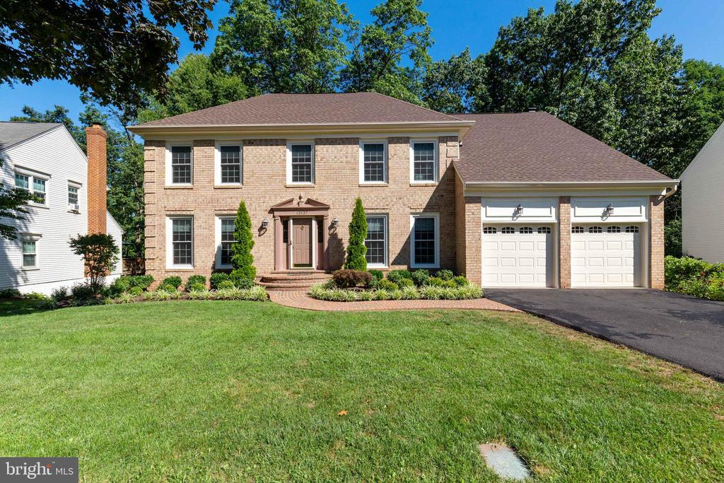 Front of Home - 13937 VALLEY COUNTRY DR, CHANTILLY