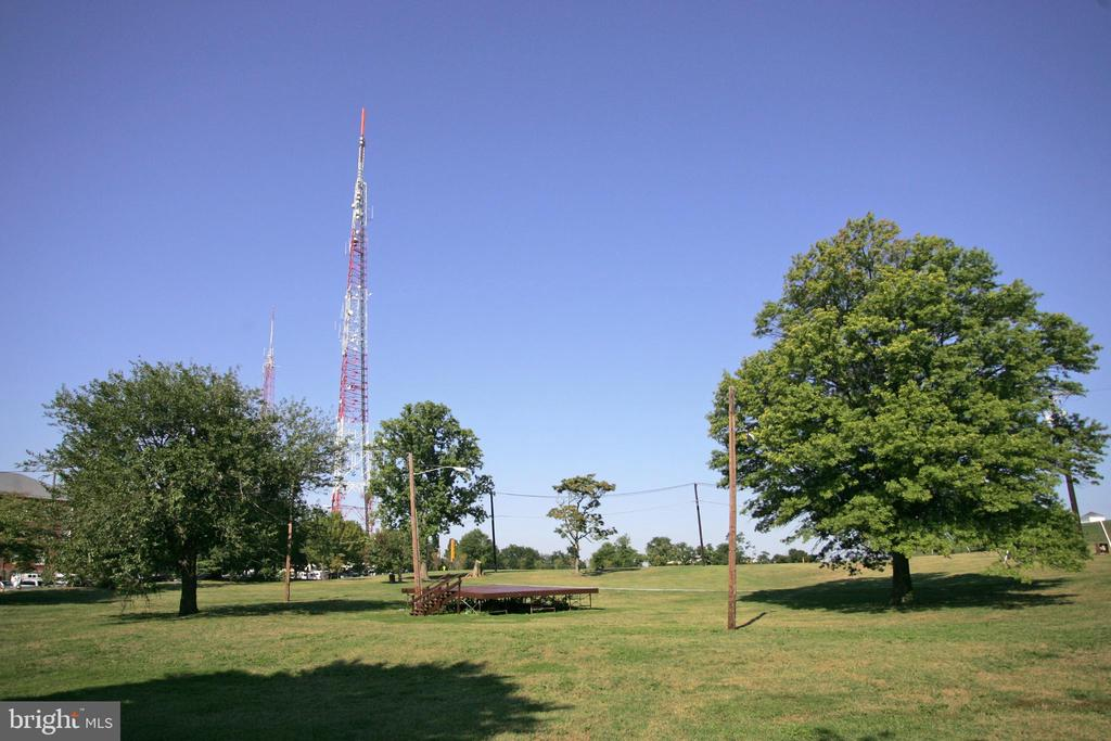 Fort Reno -  DC's highest point - great sunsets! - 4401 GARRISON ST NW, WASHINGTON
