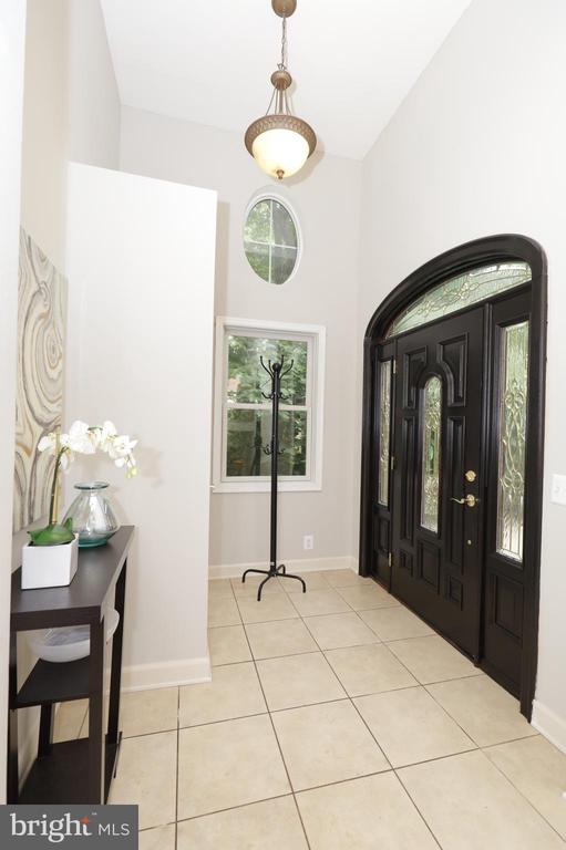 Foyer - 4124 HUNT RD, FAIRFAX
