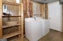 LL 2nd Laundry Room - 4124 HUNT RD, FAIRFAX