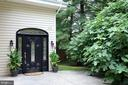 Front Entrance - 4124 HUNT RD, FAIRFAX
