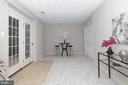 LL Living Area - 4124 HUNT RD, FAIRFAX
