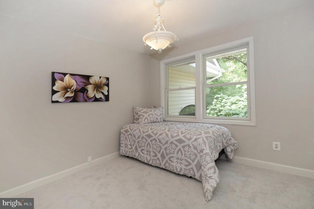 Bedroom #3 - 4124 HUNT RD, FAIRFAX