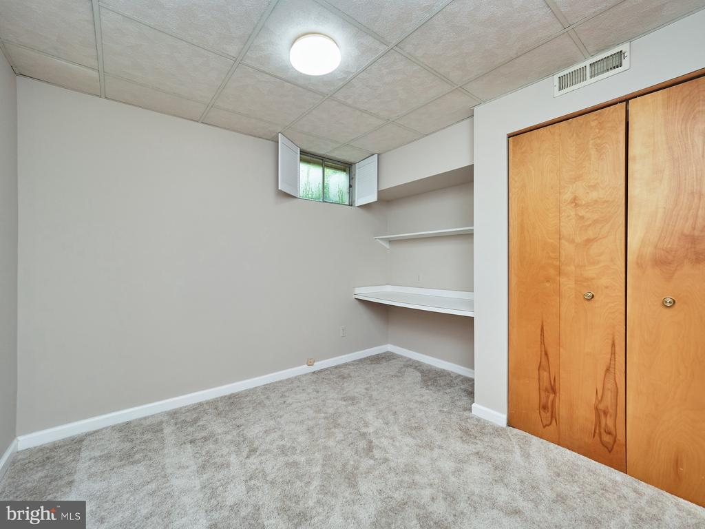Lower Level Den/Office - 3710 KRYSIA CT, ANNANDALE