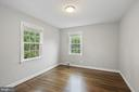 3rd bedroom - 1813 HERNDON ST N, ARLINGTON