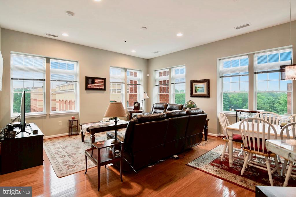 Corner unit filled with natural light & park view - 309 HOLLAND LN #215, ALEXANDRIA