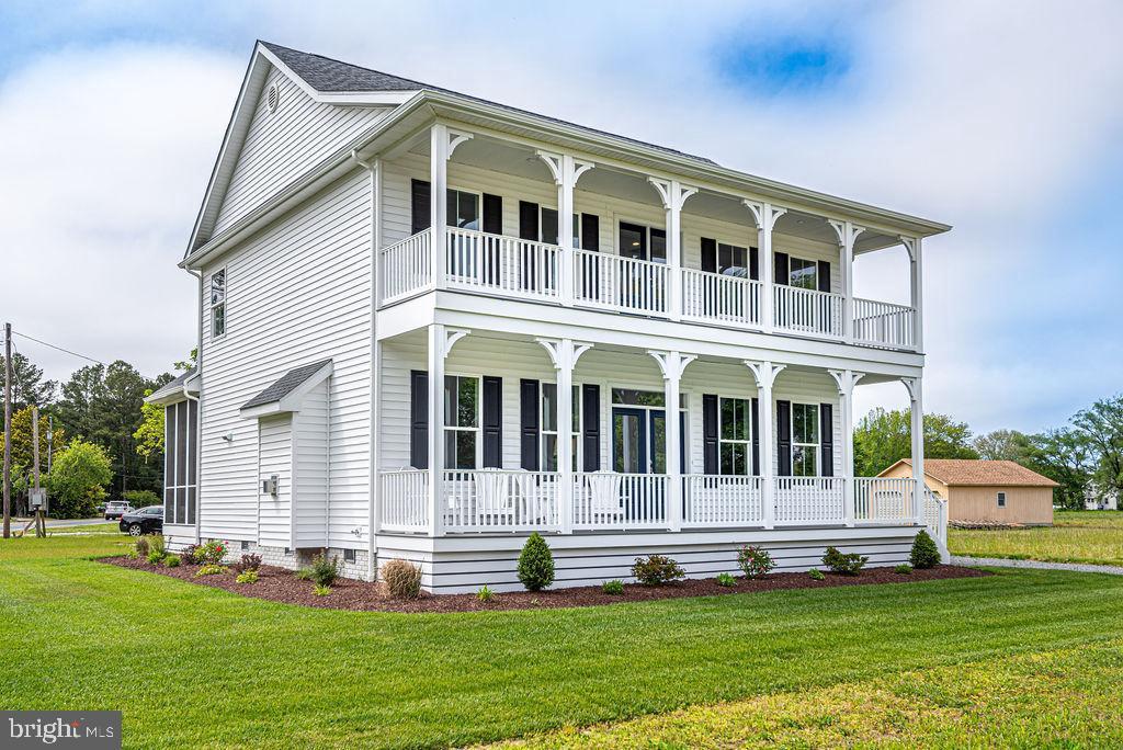 Single Family Homes pour l Vente à Millville, Delaware 19967 États-Unis
