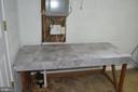 Laundry table - 4712 EDGEWOOD RD, COLLEGE PARK