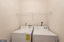 Laundry Room - 5302 WALDO DR, ALEXANDRIA