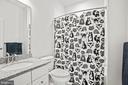 Ensuite Bathroom to Bedroom #2 - 4509 MONROVIA BLVD, MONROVIA