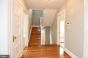 3 bedrooms on the 2nd level - 5603 16TH ST NW, WASHINGTON