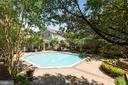 outdoor pool - 3009 NICOSH CIR #4407, FALLS CHURCH