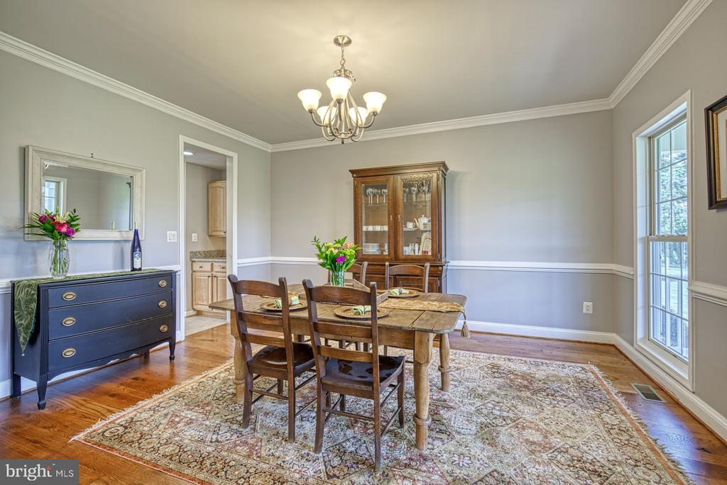 Separate Dining Room - 40205 QUAILRUN CT, LOVETTSVILLE