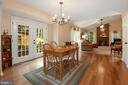 Recently Replace French Door - 17559 DEAVERS CT, HAMILTON