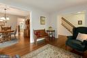 Open to Dining Room - 17559 DEAVERS CT, HAMILTON