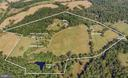 Aerial of Property - 8080 ENON CHURCH RD, THE PLAINS