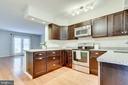 New cabinets & countertops - 2515-A S WALTER REED DR #A, ARLINGTON