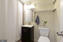 Bathroom - 1931 WILSON LN #102, MCLEAN