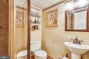 Lower Level Full Bath - 6215 THOMAS DR, SPRINGFIELD
