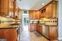 Loads of Counter Space and Cabinets - 6215 THOMAS DR, SPRINGFIELD