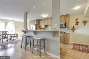 updated open kitchen - 9701 FIELDS RD #405, GAITHERSBURG