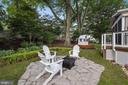 Lovely landscaping - 6322 ANNELIESE DR, FALLS CHURCH