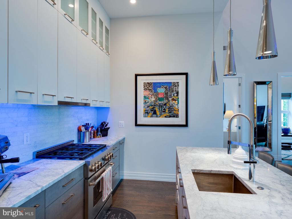 Kitchen - 514 4TH ST SE #301, WASHINGTON