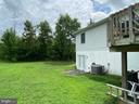 Rear Yard & Deck - 5334 DICKERSON RD, PARTLOW