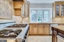Renovated kitchen with chef-grade appliances - 3812 WASHINGTON WOODS DR, ALEXANDRIA