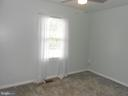 Master Bedroom - Ceiling Fan/Light - 5334 DICKERSON RD, PARTLOW