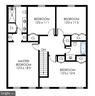 Upstairs floor plan with 4 of the bedrooms - 26 WESTMORELAND DR, STERLING