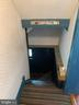 Stairs leading to basement - 600 W WASHINGTON ST, MIDDLEBURG