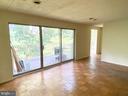 Living Room - 2616 FORT FARNSWORTH RD #246, ALEXANDRIA