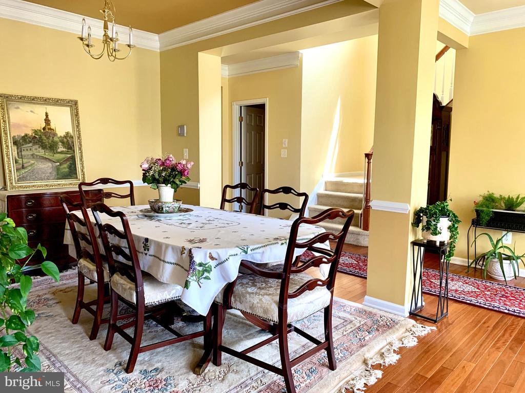 Dining Room - 25575 AMERICA SQ, CHANTILLY