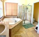 Master Bathroom - 25575 AMERICA SQ, CHANTILLY