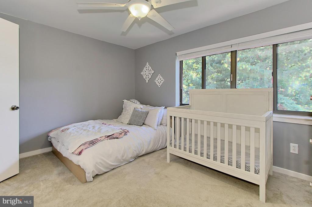 Bedroom 2 - 3729-A MADISON LN, FALLS CHURCH