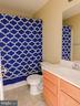 Upper hall bath - 9300 EAGLE CT, MANASSAS PARK