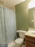 Lower level full bath - 9300 EAGLE CT, MANASSAS PARK