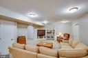 Huge rece room in basement - 10809 STACY RUN, FREDERICKSBURG