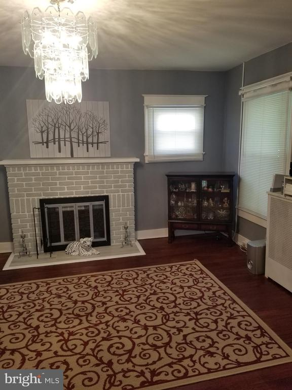 Living room - 4912 ARKANSAS AVE NW, WASHINGTON