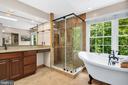 Beautifully renovated en-suite - 8119 HADDINGTON CT, FAIRFAX STATION